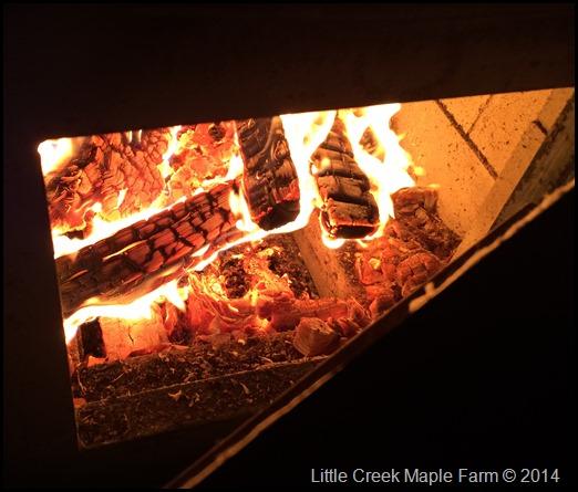 WF Mason 2x3 Evaporator Fire Box